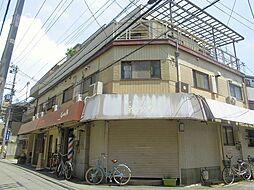 大阪府大阪市福島区玉川4丁目の賃貸アパートの外観