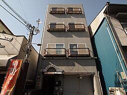 奈良県北葛城郡王寺町久度3丁目の賃貸マンションの外観