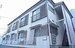東京都江戸川区江戸川4丁目の賃貸アパートの外観