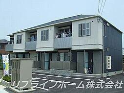 シャルマンファミーユI[1階]の外観