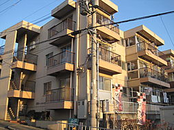 大阪府東大阪市額田町の賃貸マンションの外観