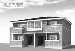 和歌山県海南市重根の賃貸アパートの外観