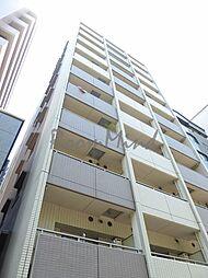 神奈川県横浜市中区山吹町の賃貸マンションの外観