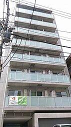 東京都中央区月島3丁目の賃貸マンションの外観