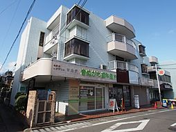 大阪府堺市東区西野の賃貸マンションの外観