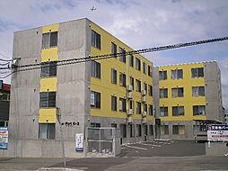 ル・フォートKII[3階]の外観