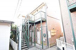 ハーミットクラブハウス戸塚C棟(ハーミットクラブハウストツカC[2階]の外観