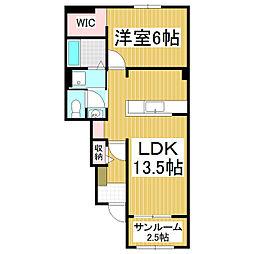 JR中央本線 下諏訪駅 バス7分 出早口下車 徒歩9分の賃貸アパート