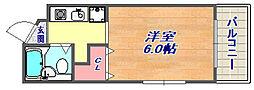 [タウンハウス] 兵庫県神戸市東灘区田中町3丁目 の賃貸【/】の間取り