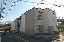 サンフローラ野多目[2階]の外観