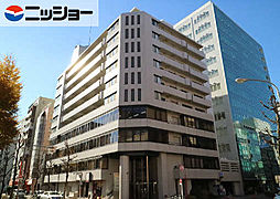 錦ハーモニービル[11階]の外観