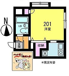 南万騎が原駅 4.4万円