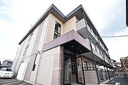 滋賀県草津市西矢倉3丁目の賃貸マンションの外観