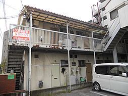 田賀谷コーポ[2階]の外観