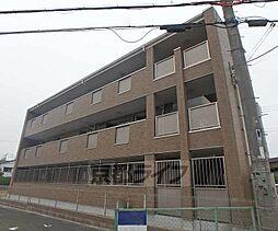 大阪府枚方市津田西町2丁目の賃貸マンションの外観