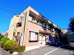 埼玉県所沢市大字牛沼の賃貸マンションの外観