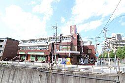 緑地八番館[2階]の外観