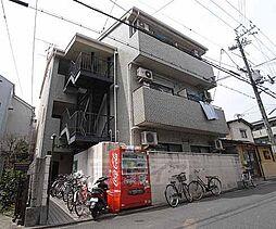 京都府京都市北区平野上八丁柳町の賃貸マンションの外観