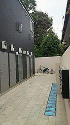 田園調布弐番館[1階]の外観