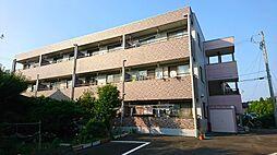 静岡県静岡市駿河区下川原3丁目の賃貸マンションの外観