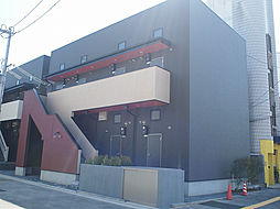 スリーパアダ[1階]の外観