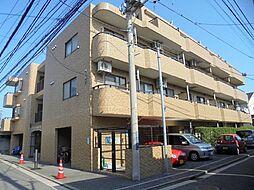 神奈川県横浜市金沢区六浦4丁目の賃貸マンションの外観