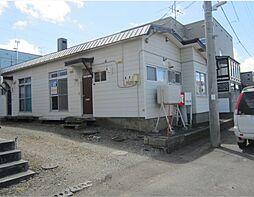 [テラスハウス] 北海道札幌市豊平区福住一条5丁目 の賃貸【/】の外観