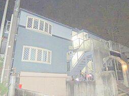 ウッドベルII[2階]の外観