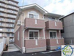 兵庫県神戸市西区玉津町居住の賃貸アパートの外観