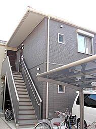 大阪府大阪市東成区大今里南2丁目の賃貸アパートの外観