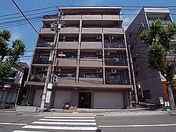 兵庫県神戸市灘区原田通の賃貸マンションの外観