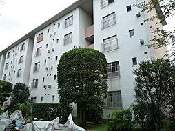 東京都世田谷区給田4丁目の賃貸マンションの外観