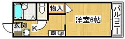 グリーンアメニティ[2階]の間取り