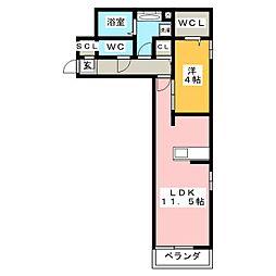 仮)D−room岐阜市竜田町8丁目