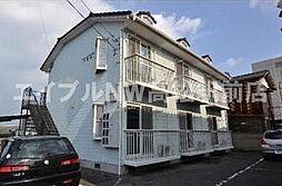 香川県高松市三条町の賃貸アパートの外観