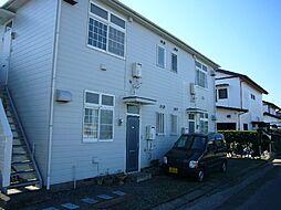 富士見パークハイツ[202号室]の外観