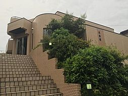 神奈川県横浜市緑区寺山町の賃貸マンションの外観