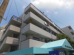 スカイコート西川口[1階]の外観