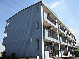 埼玉県春日部市栄町3丁目の賃貸マンションの外観
