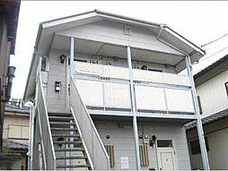 コーポグリーンヒル[2階]の外観