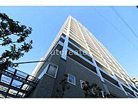 外観(地上35階建て分譲賃貸タワーマンション。)