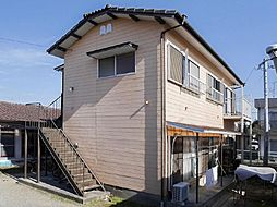 東新庄アパート[1階号室]の外観