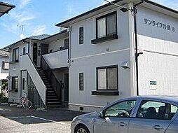 サンライフN・錦 B棟[103号室]の外観