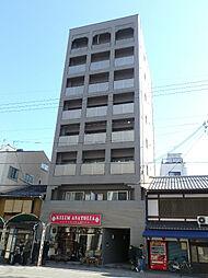 セトル御所東[7階]の外観