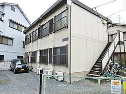 岡田ハイツ[2階]の外観
