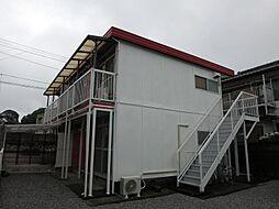 M1コーポ[202号室]の外観