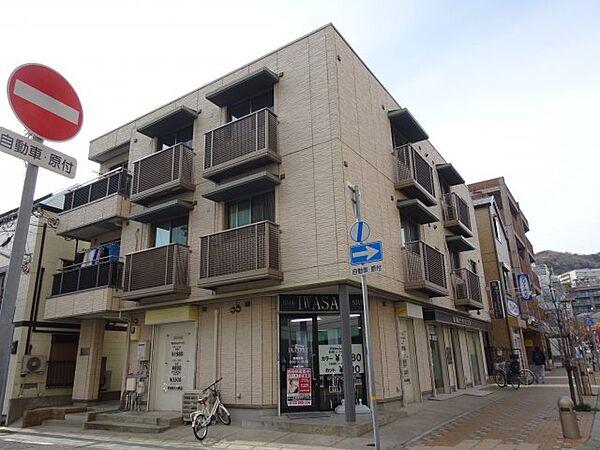 兵庫県神戸市東灘区森南町1丁目の賃貸マンションの画像