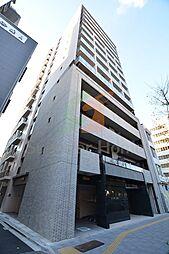 東京都千代田区神田西福田町の賃貸マンションの外観