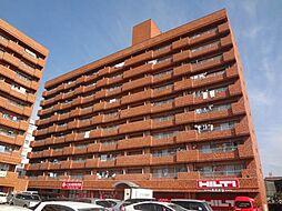フェリオ市駅西II[3階]の外観