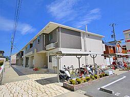 近鉄大阪線 大福駅 徒歩10分の賃貸アパート